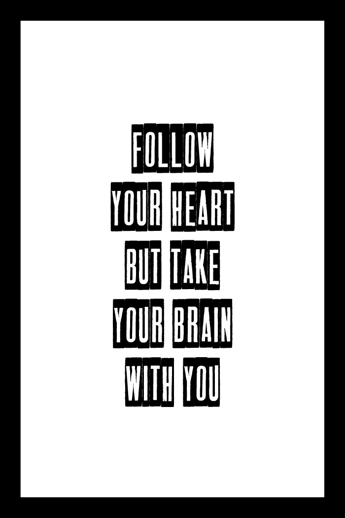 folge deinem herzen