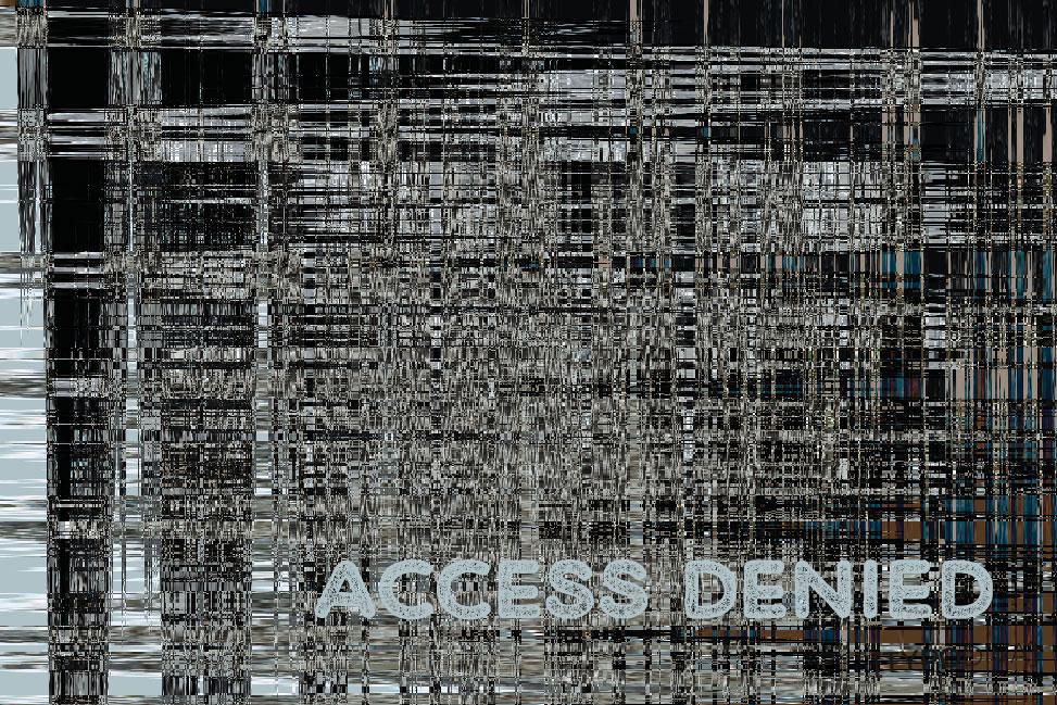 digital access denied