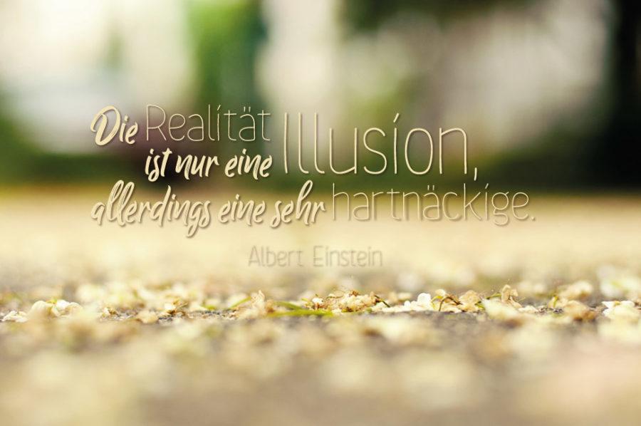 Realität ist Illusion