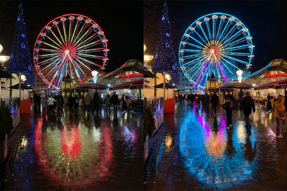 duisburger weihnachtsmarkt riesenrad